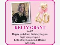 Kelly Grant photo