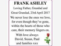 Frank Ashley photo