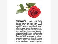 GILLIAN GREENWOOD photo