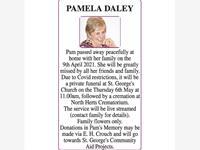 PAMELA DALEY photo
