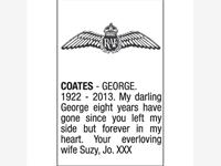 GEORGE COATES photo