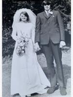 Marilyn and Paul Abbott photo