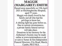 MAGGIE SMITH photo