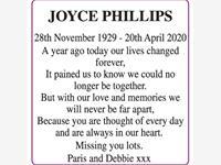 JOYCE PHILLIPS photo