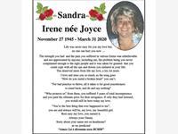 Sandra Irene nee Joyce photo