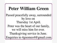 Peter William Green photo