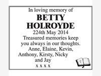 Betty Holroyde photo