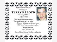 Terry F Lloyd photo