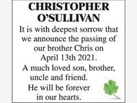 Christopher O'Sullivan photo