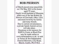 BOB PIERSON photo