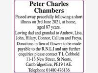 Peter Charles Chambers photo