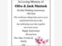 Jack & Olive Mattock photo