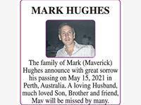 Mark (Maverick) Hughes photo