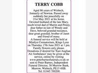 TERRY COBB photo
