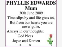 PHYLLIS EDWARDS photo