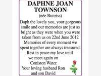 DAPHNE TOWNSON photo