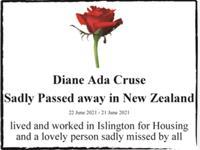 Diane Ada Cruse  photo
