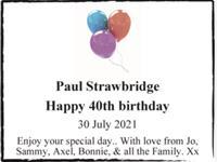 Paul Strawbridge  photo