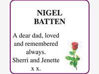 NIGEL BATTEN photo