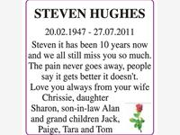 STEVEN HUGHES photo