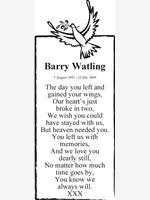 Barry Watling photo