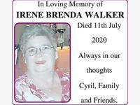 IRENE WALKER photo