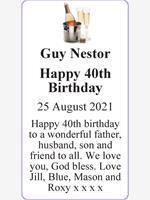 Guy Nestor photo