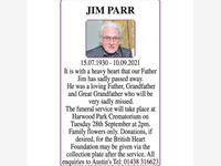 JIM PARR photo