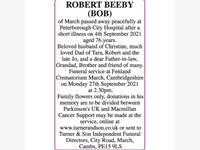 ROBERT BEEBY photo