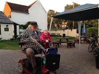 Grandad & Keira-Mai