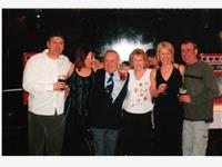 Bennys family in happier times celebrating Mum and Dads 50th Wedding Anniversary