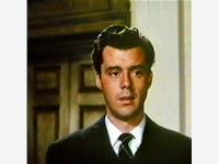 Dirk Bogarde in Doctor in The House [1954]