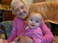 grandma and sophia x