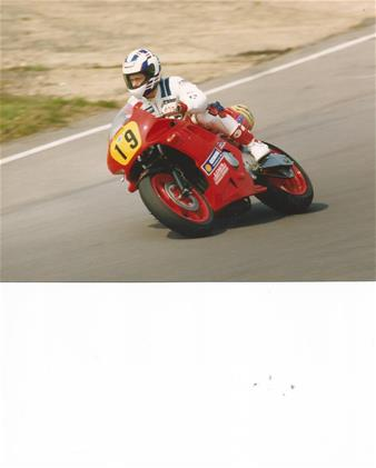 Fred the Road Racing star