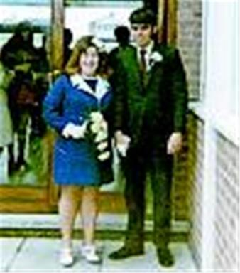 TERRY and MARY CRACKNELL