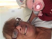 Me and baby Annie Demi's little girl xxxx