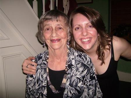 I couldn't have wished for a better Grandma. Night night, sweet dreams, God bless, Pet xxx