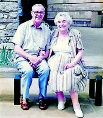 EDNA AND PETER  DUHIG