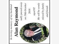 Alan Raymond