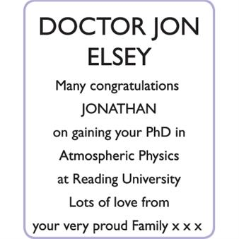 DOCTOR JON ELSEY