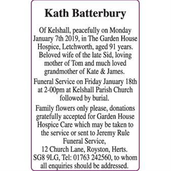 Kath Batterbury