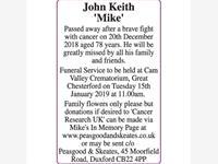 John Keith 'Mike'