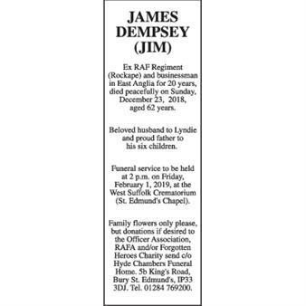 James Dempsey (Jim)