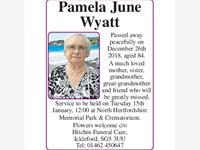 Pamela June Wyatt