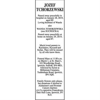 Jozef Tchorzewski