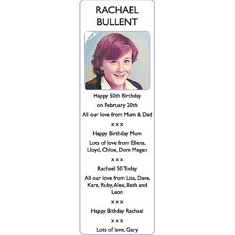 RACHAEL BULLENT