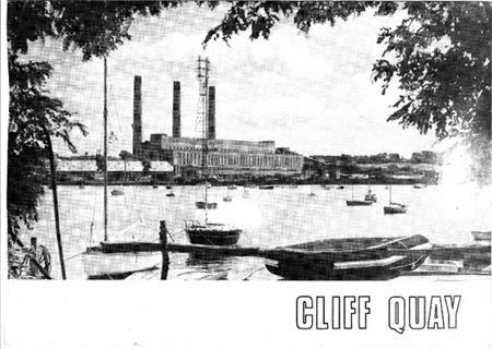 Fond memories of Michael @ Cliff Quay Power Station.
