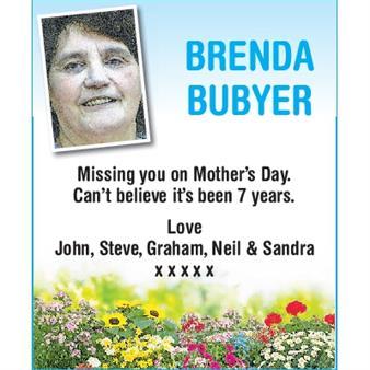 Brenda Bubyer