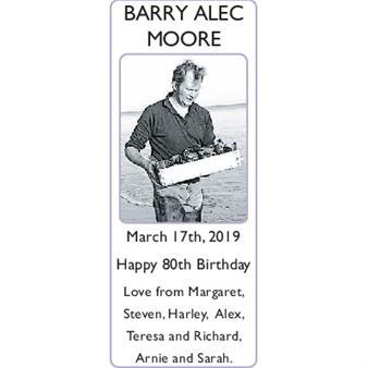 BARRY ALEC MOORE