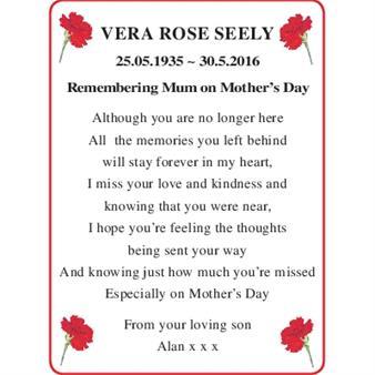 Vera Seely